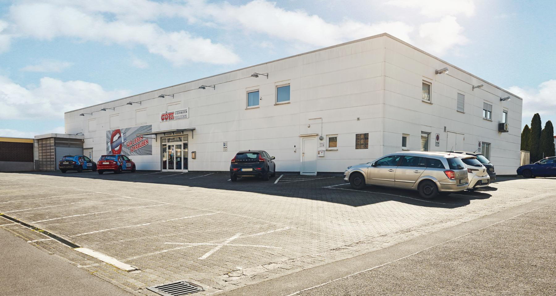 Götz GmbH Gebäude